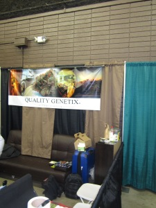 QUALITY GENETIX BOOTH